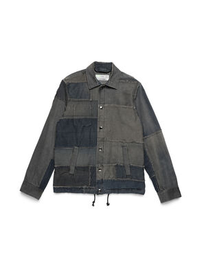 D-COACINQUE5, Black - Denim Jackets