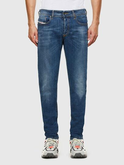 Diesel - Sleenker 069FZ, Medium blue - Jeans - Image 1