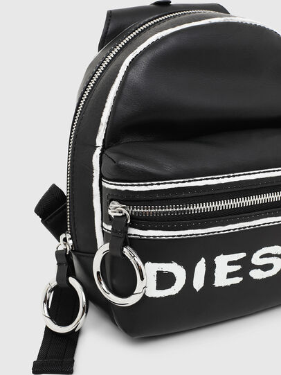 Diesel - ZANE', Black/White - Backpacks - Image 4
