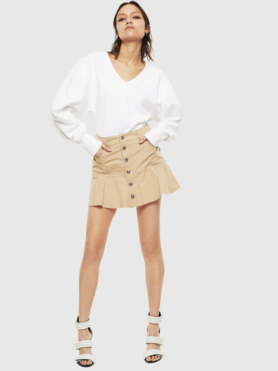 Diesel - O-BETH,  - Skirts - Image 6