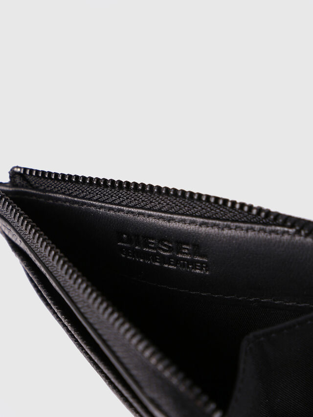 Diesel PASS ME, Black - Continental Wallets - Image 4