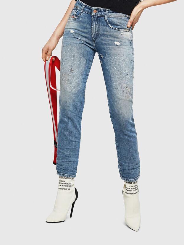 D-Rifty 084AL, Light Blue - Jeans