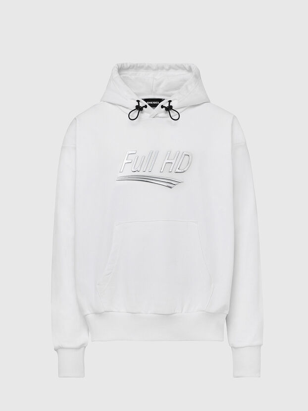 S-ALBYEL-X1, White - Sweaters