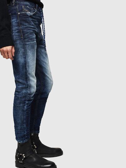 Diesel - D-Vider JoggJeans 069KD, Dark Blue - Jeans - Image 3