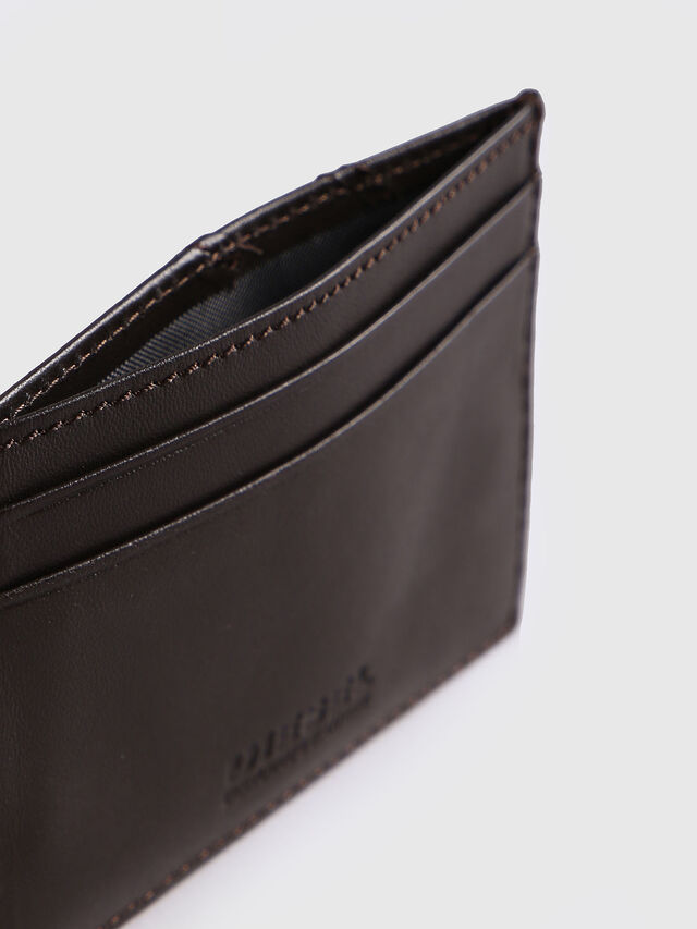 Diesel JOHNAS I, Dark Brown - Small Wallets - Image 3