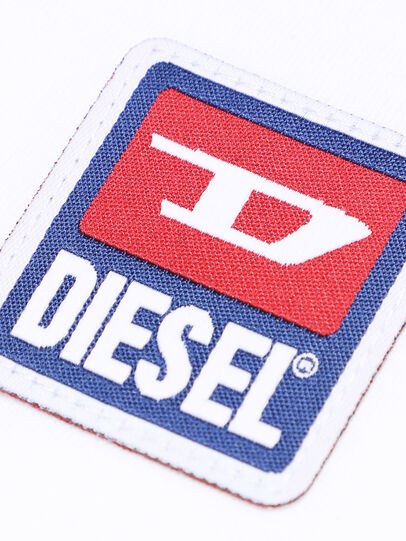 Diesel - TDIEGODIV, White - T-shirts and Tops - Image 3