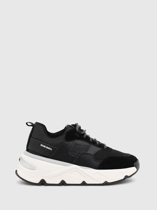 S-HERBY LOW, Black - Sneakers