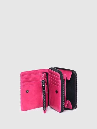 Diesel - OFRIDE, Pink - Small Wallets - Image 3