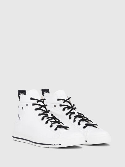 Diesel - EXPOSURE I, White/Black - Sneakers - Image 2