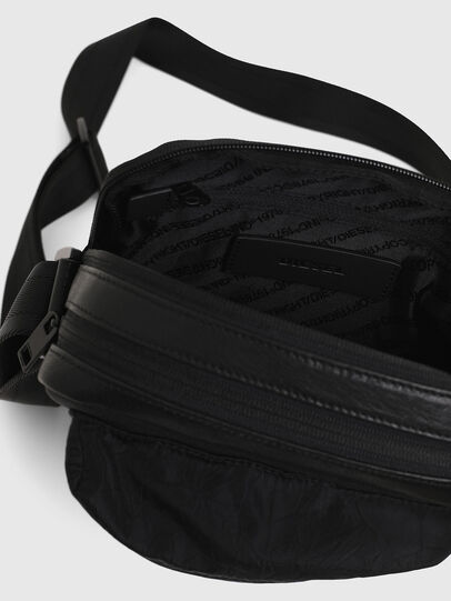 Diesel - YCROSS, Black - Crossbody Bags - Image 5