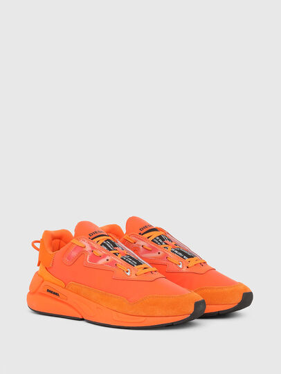 Diesel - S-SERENDIPITY LC, Orange - Sneakers - Image 2