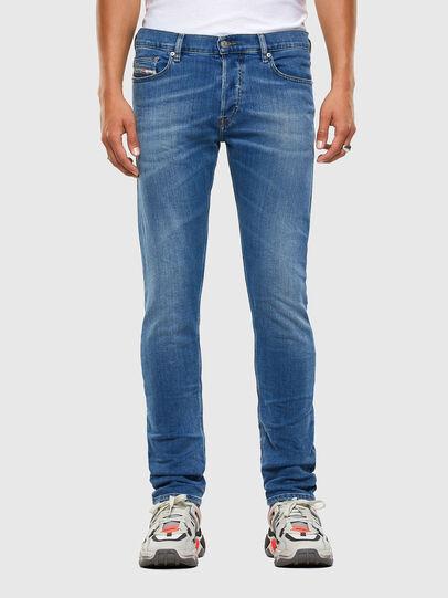 Diesel - D-Luster 009EK, Light Blue - Jeans - Image 1