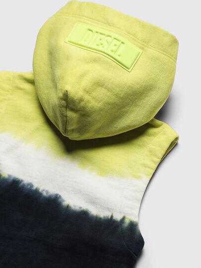 Diesel - SELBYDEEPB, Blue/Yellow - Sweaters - Image 5
