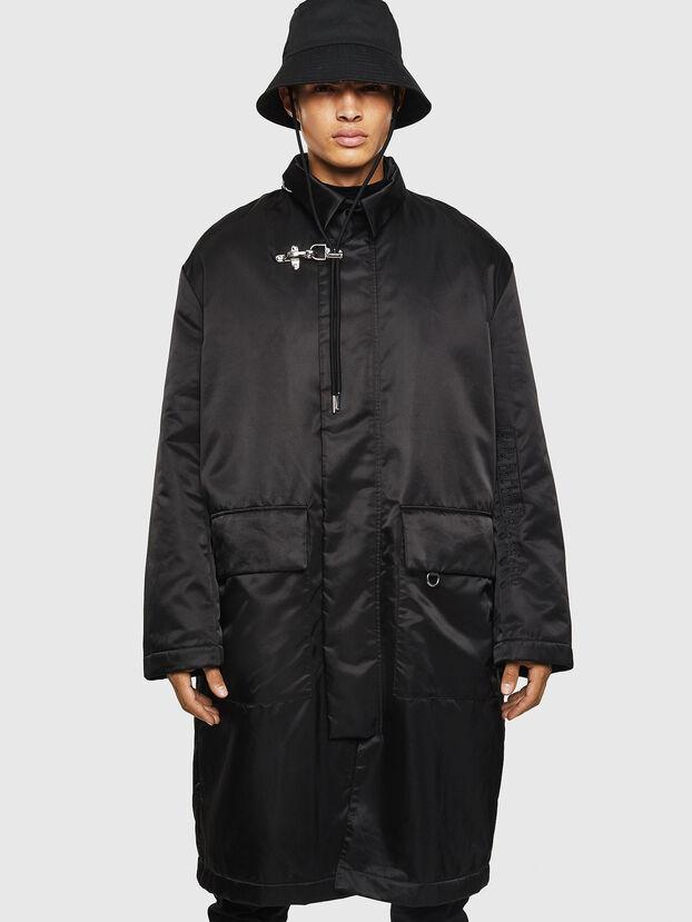 W-ADAM, Black - Winter Jackets