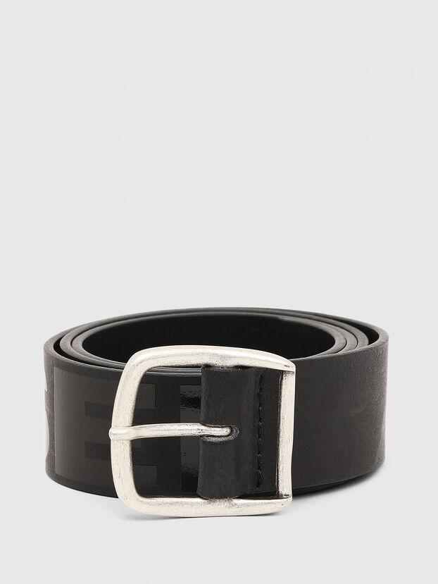 BARBAR, Black - Belts