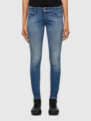 Slandy Low 009JI, Light Blue - Jeans