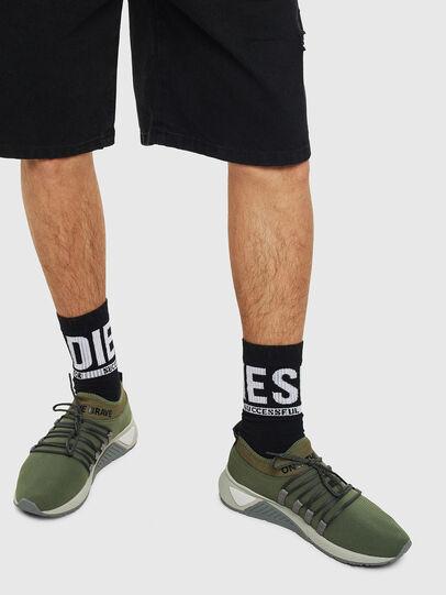 Diesel - S-KB SLG, Olive Green - Sneakers - Image 6