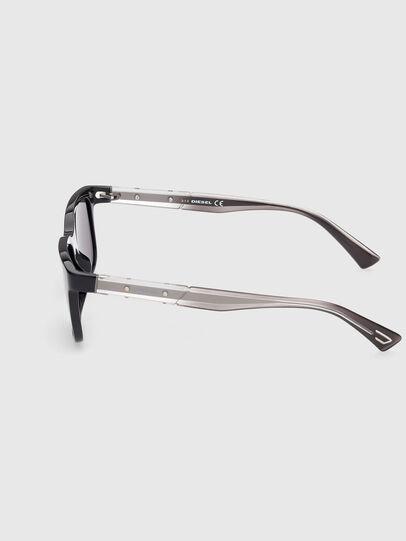 Diesel - DL0341, Black - Sunglasses - Image 3