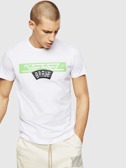 Diesel - T-DIEGO-A1,  - T-Shirts - Image 1
