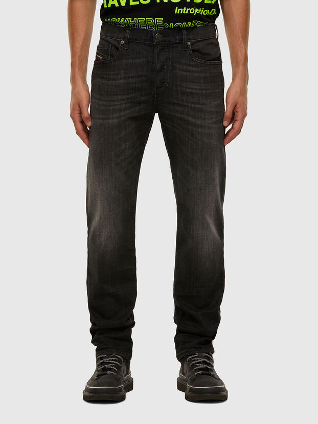 D-Mihtry 009EN, Black/Dark grey - Jeans