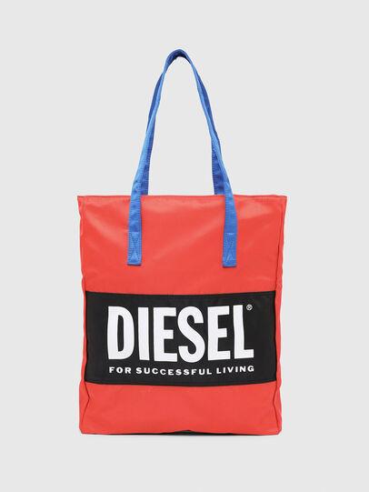 Diesel - BBAG-TOTE, Red - Beachwear accessories - Image 2