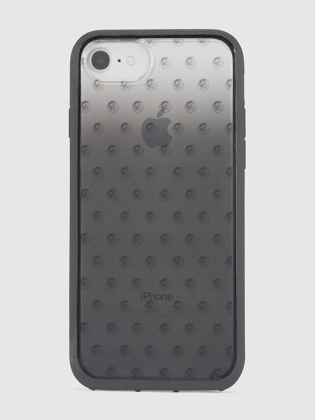 Diesel - MOHICAN HEAD DOTS BLACK IPHONE 8/7/6s/6 CASE, Black - Cases - Image 2