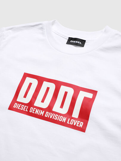 Diesel - TJUSTA9,  - T-shirts and Tops - Image 3
