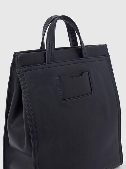 Diesel - AMETISTA, Black - Shopping and Shoulder Bags - Image 5