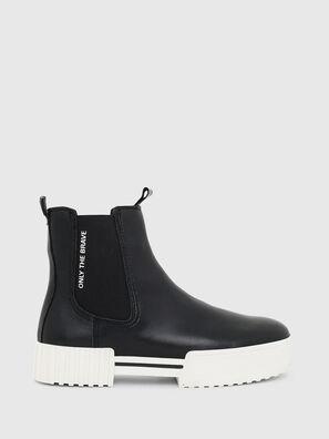 H-MERLEY CB, Black - Sneakers