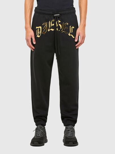 Diesel - P-CALTON-A1, Black - Pants - Image 1