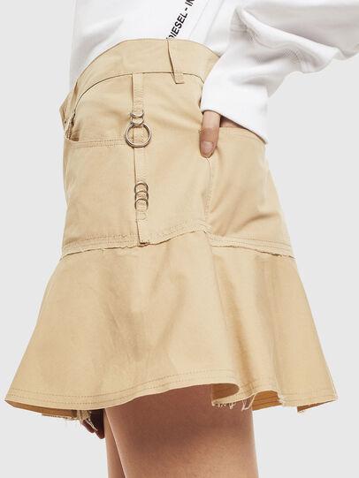 Diesel - O-BETH,  - Skirts - Image 5