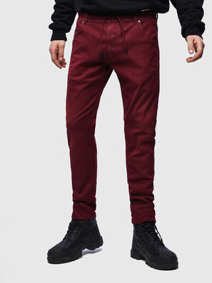 Krooley JoggJeans 0670M, Bordeaux - Jeans