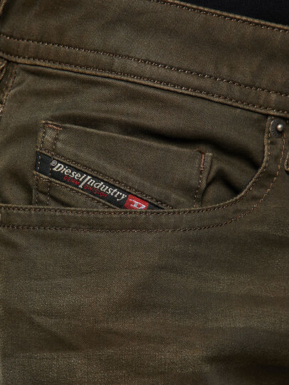 Diesel - Buster 0699P, Military Green - Jeans - Image 3