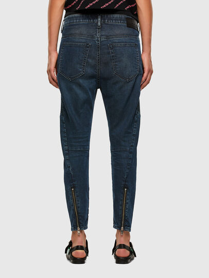 Diesel - FAYZA JoggJeans® 069PQ, Dark Blue - Jeans - Image 2
