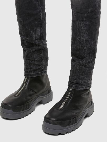 Diesel - Thommer 009IU, Black/Dark grey - Jeans - Image 5