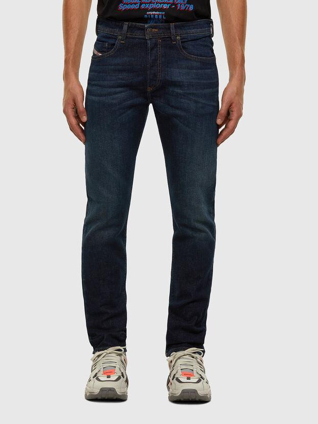 Buster 009HN, Dark Blue - Jeans