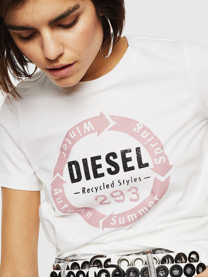 Diesel - T-SILY-C1,  - T-Shirts - Image 3