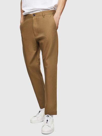 Diesel - P-JARED-NL, Light Brown - Pants - Image 1