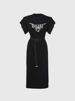 D-FLIX-C, Black - Dresses