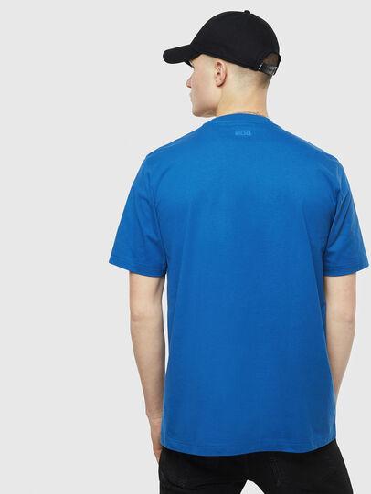 Diesel - T-JUST-T23, Blue - T-Shirts - Image 2