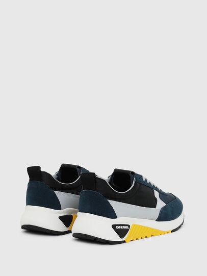 Diesel - S-KB LOW LACE II, Dark Blue - Sneakers - Image 3