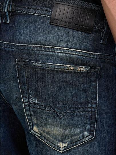 Diesel - Thommer JoggJeans 009KI, Dark Blue - Jeans - Image 4