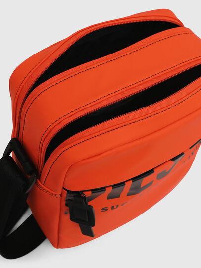 Diesel - DOUBLECROSS, Orange - Crossbody Bags - Image 5