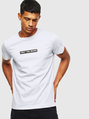 T-DIEGO-T16, White - T-Shirts