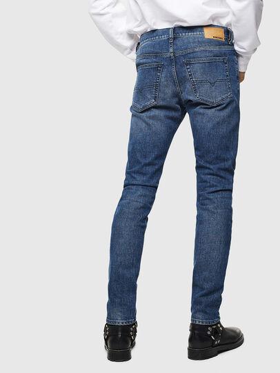 Diesel - D-Luster 0095H, Medium blue - Jeans - Image 2