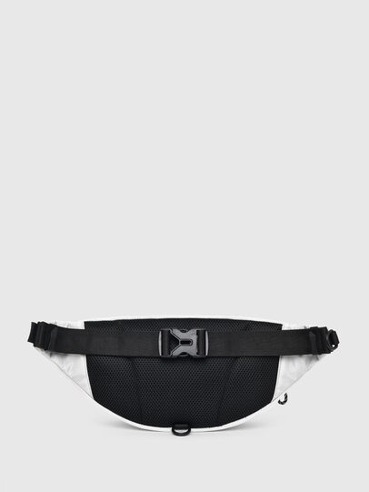Diesel - F-URBHANITY BUMBAG, White - Belt bags - Image 2
