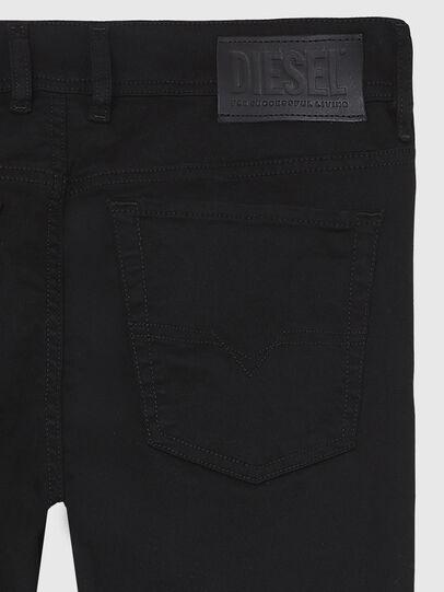 Diesel - Sleenker A69EI, Black/Dark grey - Jeans - Image 4