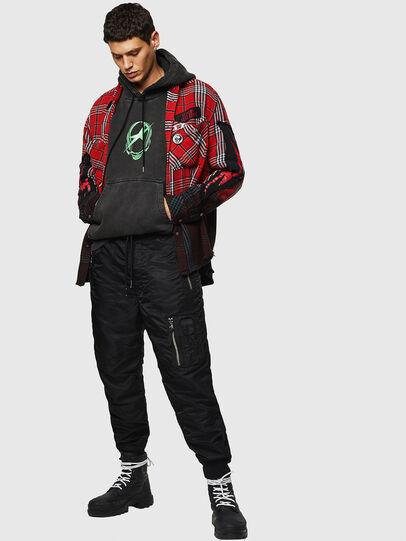 Diesel - S-ALBY-ACID, Black - Sweaters - Image 7