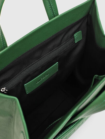 Diesel - AMETISTA, Green - Shopping and Shoulder Bags - Image 4