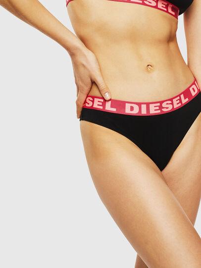 Diesel - UFPN-ALLY, Black/Red - Panties - Image 1